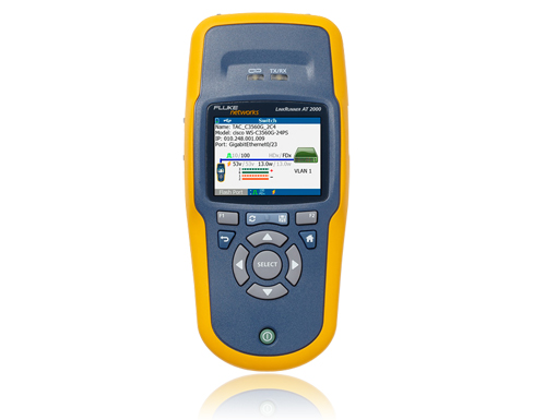 【福祿克】Fluke LinkRunner? AT(LRAT-1000,LRAT-2000)路路通